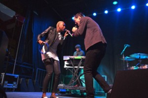 The one and only Fitz and the Tantrums!!!