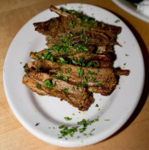 boar ribs