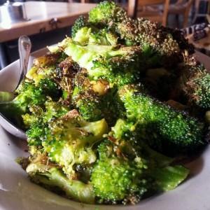 broccoli blasted