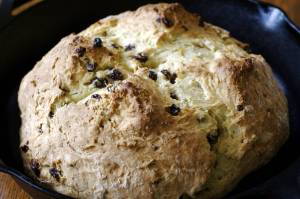 Irish soda bread came out great!
