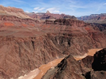 The Colorado River as seen from Plateau Point.