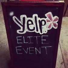 yelp elite