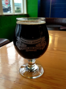 Best beer ever.  Nitro Dark Star Oatmeal Stout from Fremont Brewing Company.