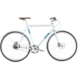 Brand new commuter road bike that I can't wait for.