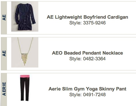 Cute boyfriend navy cardigan, necklace, cheap  (but nice) yoga pants.