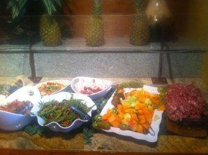 Awesome salad bar!!!