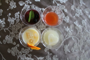 Drink copyrights clockwise from top left (Mikayla, Brittany, Polly, Mine).