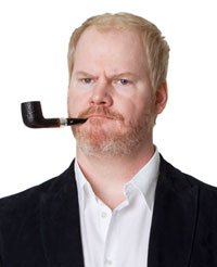 Jim Gaffigan was funny!