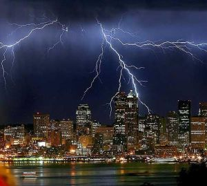Thunderstorms!!!