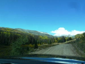 Beautiful and sunny Colorado.