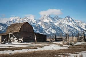 Mormon barn...famous?