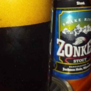 Snake River Zonker Stout was tasty!