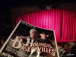 Hounds of Baskerville at Seattle Rep