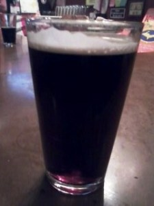 The porter at KBC in Houghton