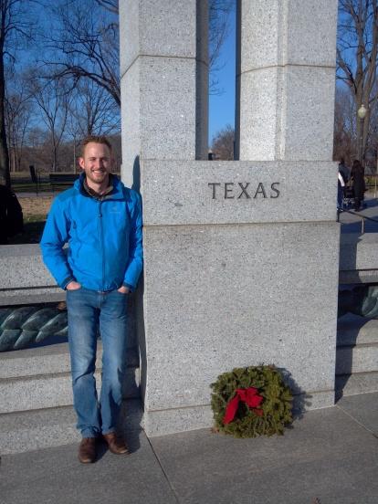Texas at the Memorial.