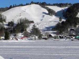 MTU's very own ski hill!!