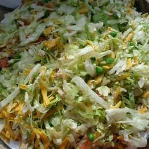 Topoppo salad