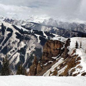 Amazing terrain.