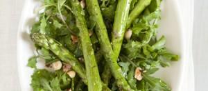 Great refreshing asparagus salad.