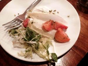Awesome beet salad.