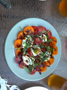 Bryan's favorite caprese ever!