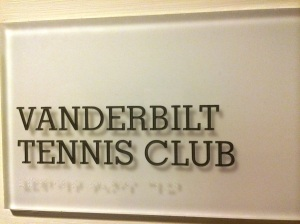 Vanderbilt Tennis Club