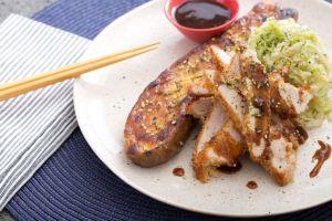 Chicken katsu!
