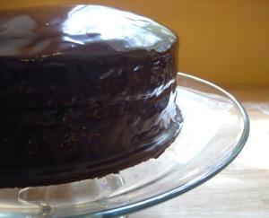 Polly's cake.