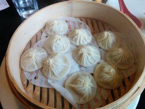 Our favorite pork soup dumplings
