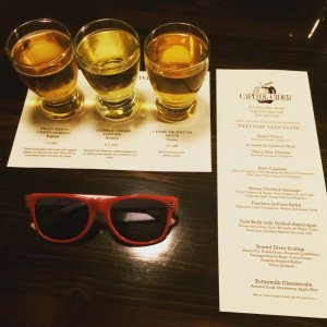I loved this cider tasting!