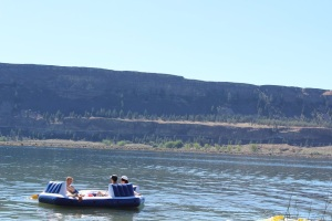 Just a relaxing Sunday!