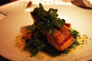 Best salmon dish ever?