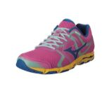Mizuno running shoes in hot pink!