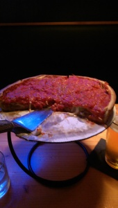 Special pizza at Patxi's!
