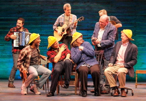 Come From Away at the Seattle Rep