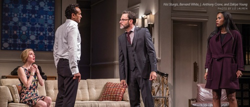 Disgraced play at the Seattle Rep!