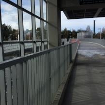 Award winning (!) bike ramp to UW station