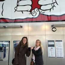 Marika and I