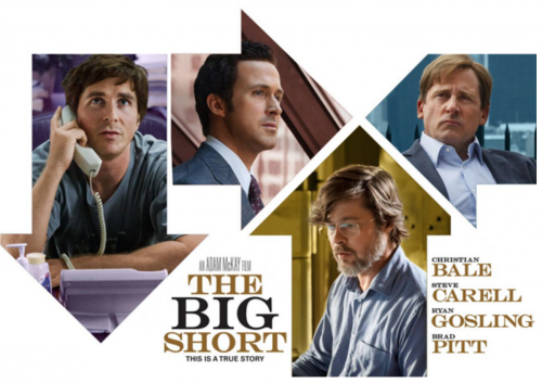 The Big Short was really well done.