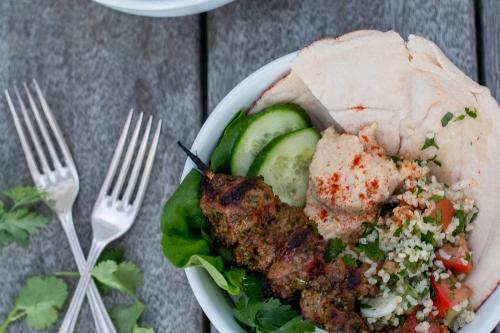 Lamb kabob recipe keeper