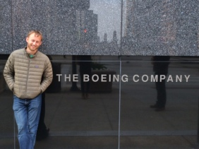 We made it to Boeing!