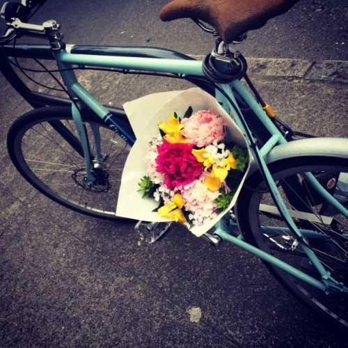 Flowers for Firly/Me
