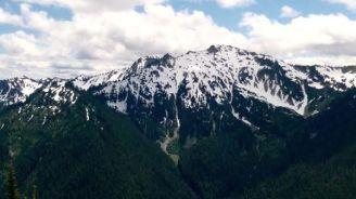 Glacier Peak wilderness area