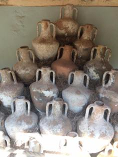 Amphoras aka ancient pots