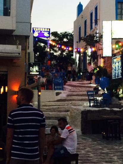 More steps in Kos