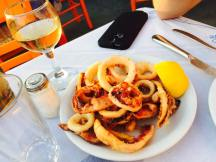 Best calamari I have ever had