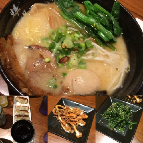 Always delicious ramen at Kizuki