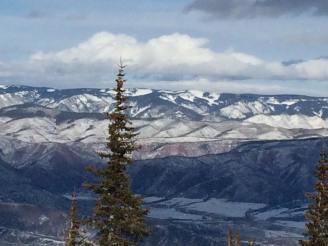 Views from Aspen Highlands