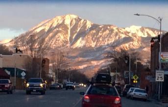 Quaint mountain towns