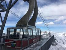 The crazy tram lift